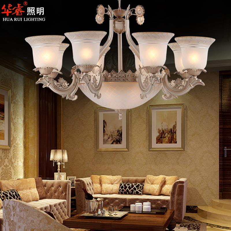 Discount Genuine Zinc Vintage Chandeliers Ceiling Lights For Living Room  Hanging Lamps For Dining Luxury Fixture Led Lighting Retro Pendant Lighting  Home ... Part 84
