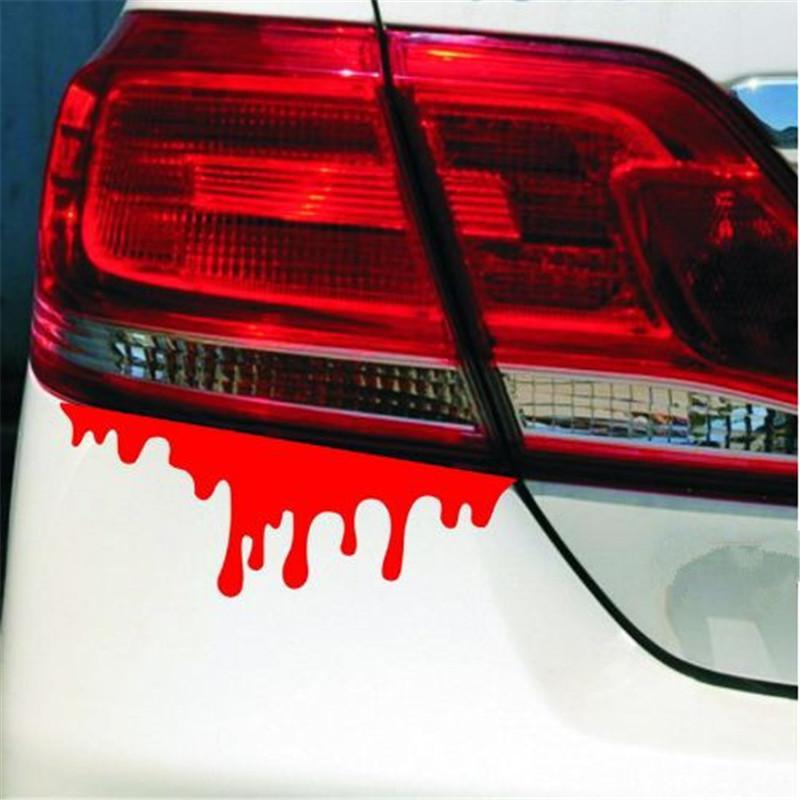 En gros Cool voiture Autocollants De Voiture créatifs Autocollants De Voiture Autocollants Autocollant De Lumière De La queue auto décoration de carrosserie atp235