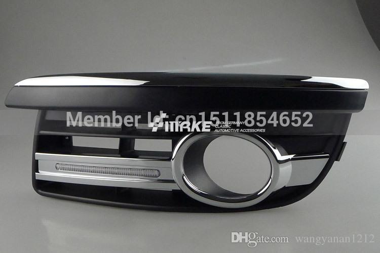 NOUVEAU VW Jetta Sagitar golf 5 2006-2010 LED DRL diurne feux Osram puces de haute qualité