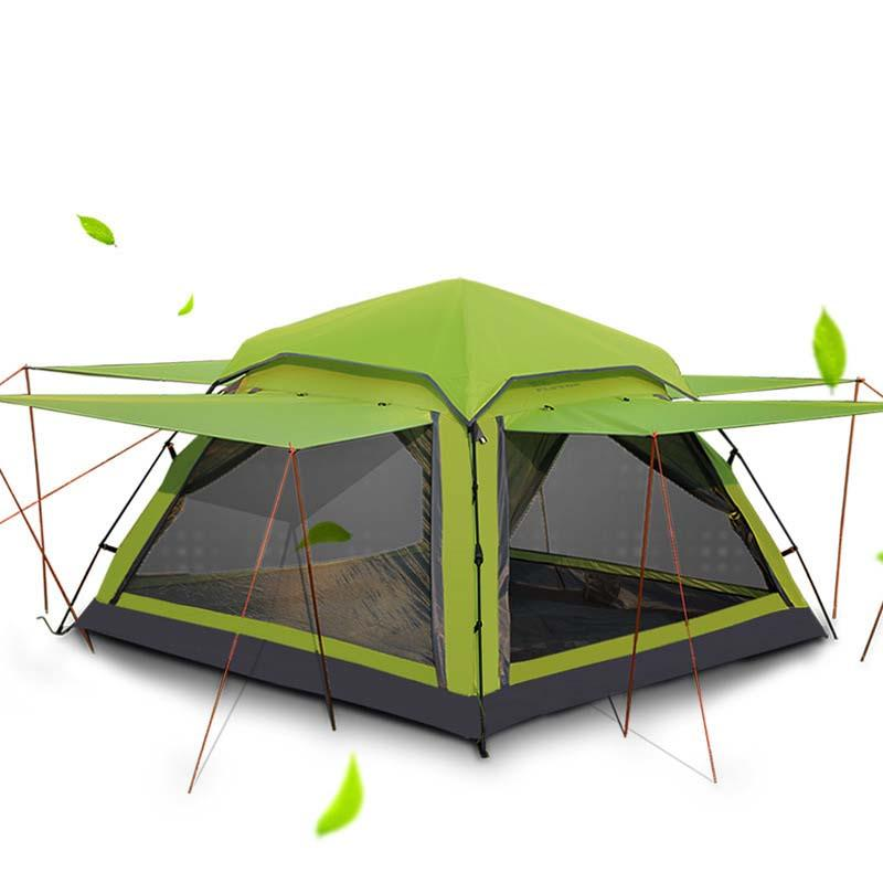 36  sc 1 st  DHgate.com & Wholesale- Flytop 3-4 Person Outdoor Tent Large Capacity Camping ...