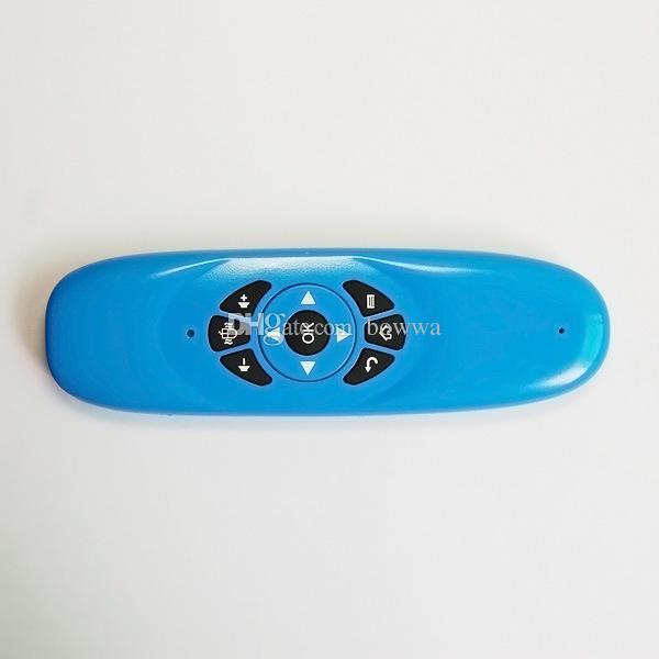 2.4G Беспроводная мышь Fly Gaming Air C120 4-цветная ручка клавиатуры Пульт дистанционного управления для ноутбука-приставки Android TV