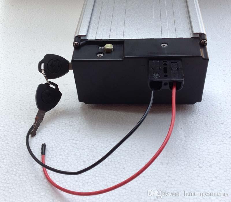Ebike литиевая батарея 48 В 20ah литий-ионный велосипед 48 В электрический скутер аккумулятор для комплекта электрический велосипед 1000 Вт с BMS, зарядное устройство