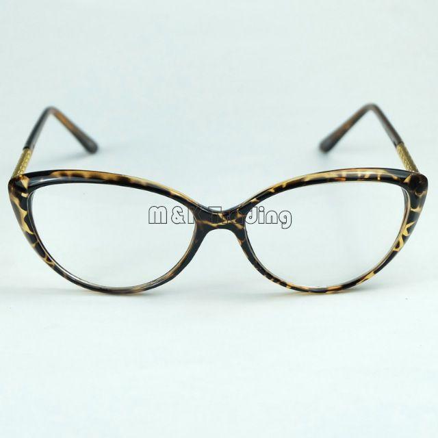Armani Cat Eye Frames