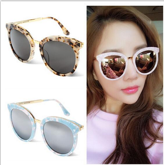 7b485c127c84 New Gentle Monster Sunglasses Women Men Polarized Vintage Oculos Polarizado  Absente Gafas Sun Glasses Original Case Sunglasses At Night Lyrics Glasses  For ...