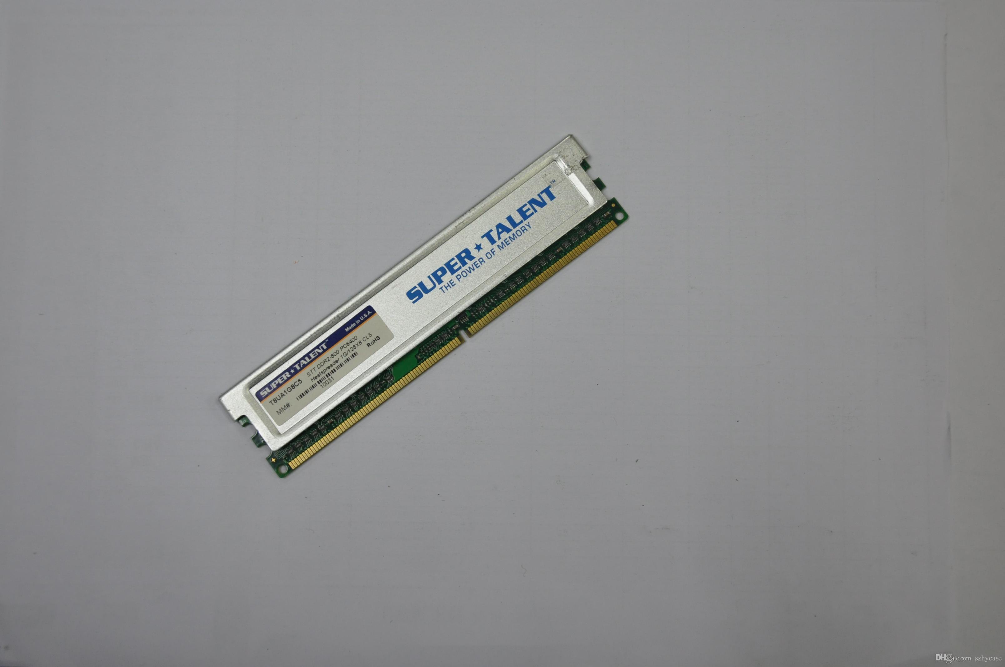 98 1gb Memeory Asa5510 Mem Ram Memory Upgrade For Cisco Parts Ddr2 Pc 6400 Dan 5300 Super Talent 800pc6400 128x8 T8ua1g8c5 Or 1g