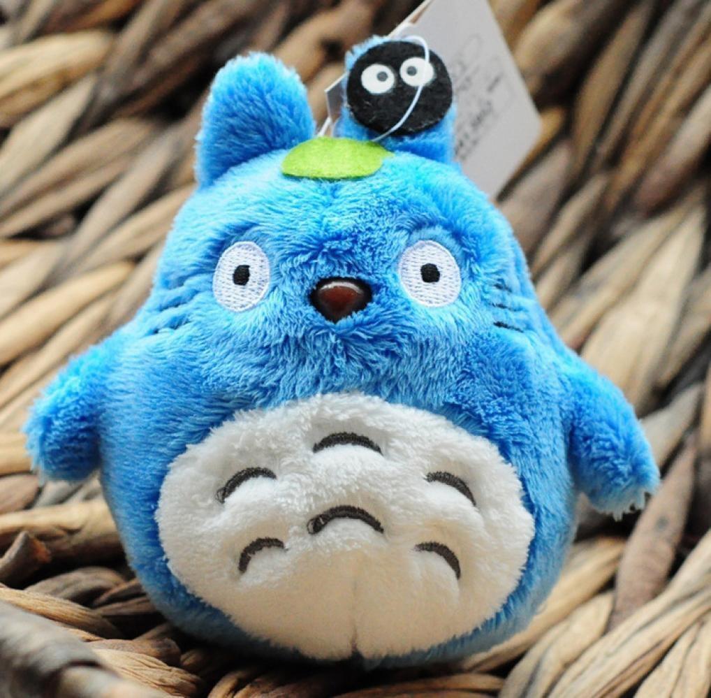 2017 Новый каваи аниме тоторо игрушка брелок мягкая игрушка тоторо кукла