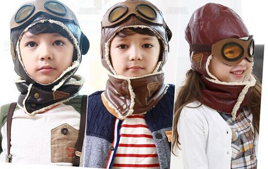 2019 Hot Sale Kids Super Cool Warm Thick Russian Funny Winter Hat With  Headphones Children Boy Girl Faux Leather Aviator Hat Cap From Jjl toys 25fc2168a76