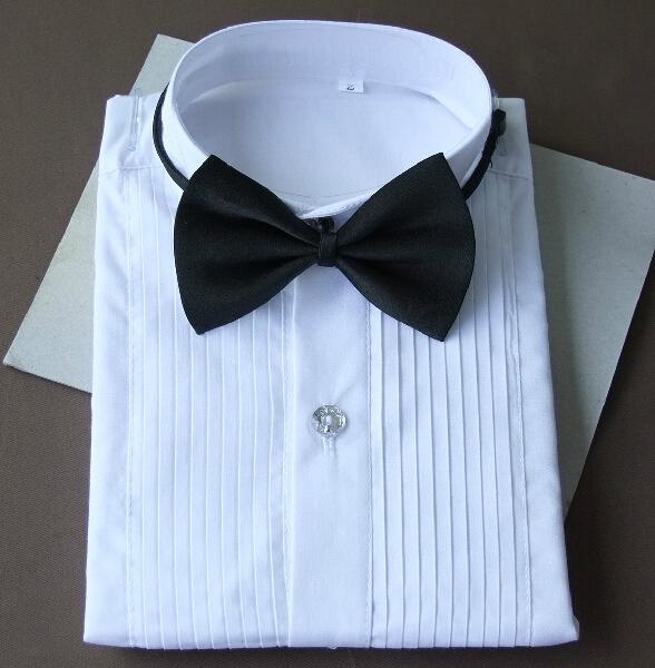 White Youth Dress Shirt
