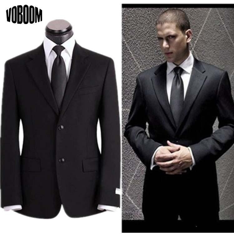 Best New Luxury Men Wedding Coat Suits Brand 2015 Custom 2 Button ...