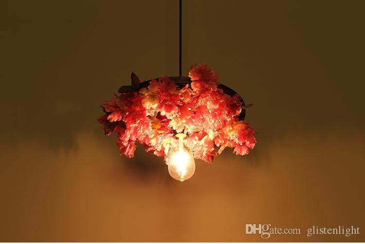 Acquista ems spsr blossom bar lampade a sospensione lampadario in
