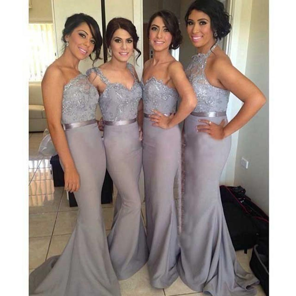 2015 Vintage Lavender Bridesmaid Dresses Different Style ...