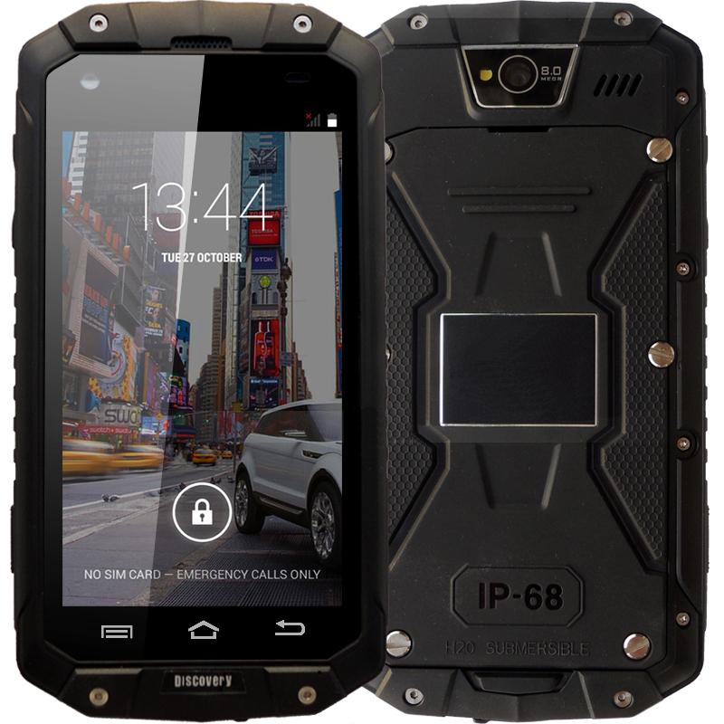 best discovery v9 ip68 rugged waterproof mobile phone mtk6572 dual core android 4 4 dustproof. Black Bedroom Furniture Sets. Home Design Ideas