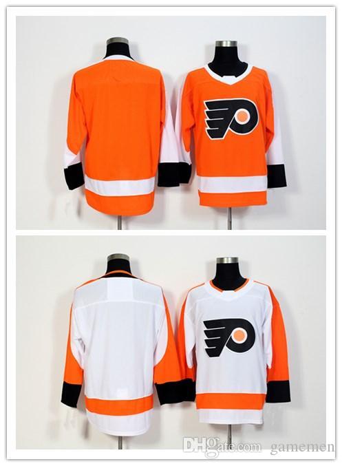 96a0bd0107f 2019 Custom Men'S Women'S Youth Philadelphia Flyers Ice Hockey Jerseys Any  Name Any Number Embroidery Personalized Hockey Jersey Free Shippi From  Gamemen, ...