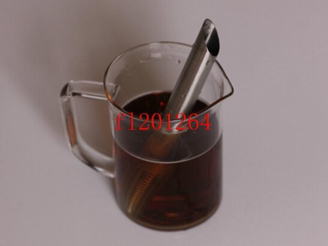 FedEx DHL Darmowa Wysyłka Ze Stali Nierdzewnej Filtr Herbata Kije Teaspoon Colander Tea Sitko Kij, 500 sztuk / partia