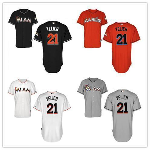 144864d3d91 ... Blue 2017 Little League World Series Players 30 Teams- 21 Christian  Yelich Miami Marlins 2015 Men Personalized Home Road Alternate Baseball  Jersey ...