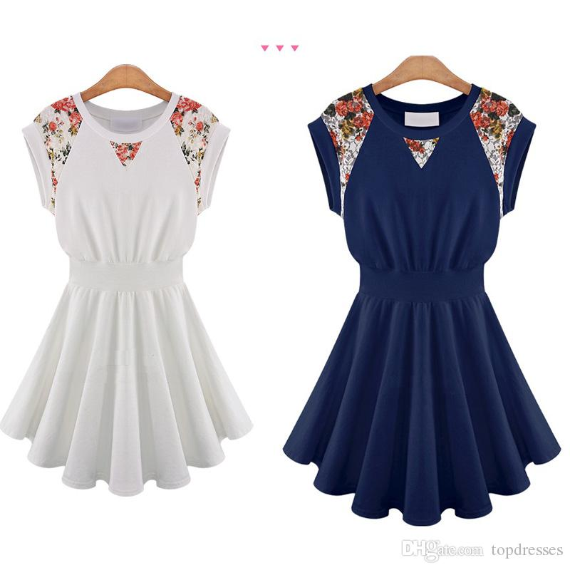 Best Sales 2015 Summer Dresses Outfits Women Fashion New Dresses Women's Clothing Vestidos