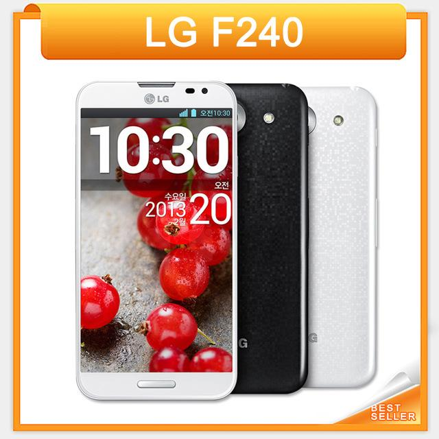 E980 Original phone LG Optimus G Pro F240L/S/K Unlocked Cell phone 3G 4G  Quad core 2G RAM 32G ROM 13MP Camera Phone