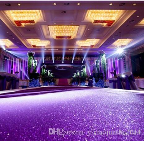 Fashion 1m wide 10m carpet shiny dark purple pearlescent wedding fashion 1m wide 10m carpet shiny dark purple pearlescent wedding decoration carpet t station aisle runner for wedding props supplies wedding decorations junglespirit Choice Image
