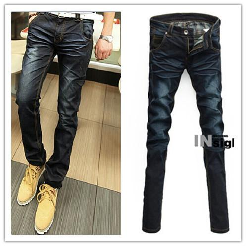 2017 Top Sale Scratch 2015 Skinny Denim Designer Jeans For Men ...