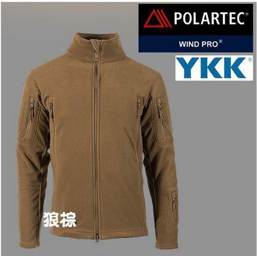 Online Cheap Hiking Fleece Jacket Outdoor Warm Tech Fleece Mens ...