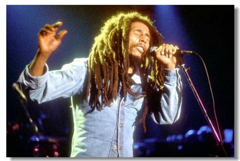 2014 New Bob Marley 3 Hd Home Decor Movie Poster Customized Fashion Classic 50x76 Cm Wall Sticker Wall Tattoos Decals Wall To Wall Decals From Lairongwan2, ...