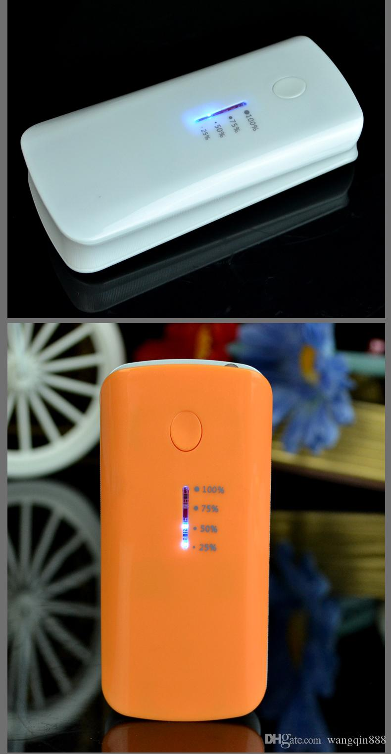 powerbank 5600mAh Portable USB Power Bank External Backup Battery Charger Emergency Travel Power Pack for Mobile Phone iPhone