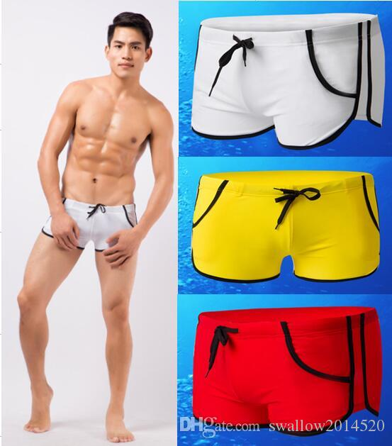 b89a2c300a 2019 2016 Hot New Styles Mens Swimming Swim Trunks Shorts Slim Super Sexy  Swimwear Fit Clear Promotion From Swallow2014520, $6.1 | DHgate.Com