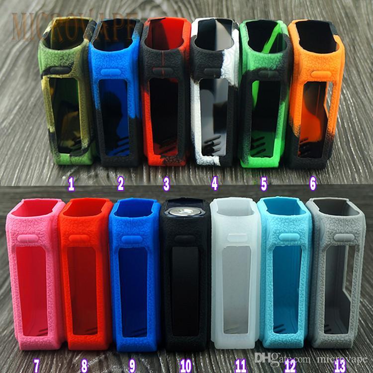 Eyc Popular smok gpriv2 cas 13 couleurs sans cendres nouveau silicone SMOK G-PRIV 2 Box Mod vente chaude