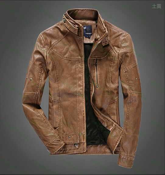 2018 2015 Hot Sale Brand Motorcycle Leather Jackets Men ,Men'S ...
