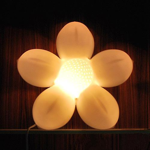 2018 New Beautiful Floral Wall Llamp Children Room Lighting Decorations  Indoor Light Decorative Light Bed Lamp Night Light Wall Decoration From  Smile_angel, ...