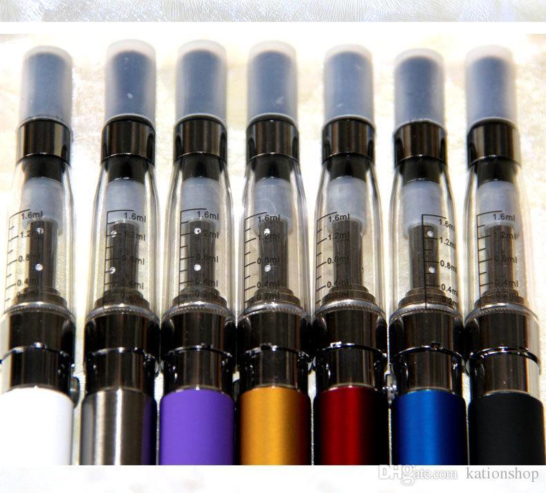 Ego ce5 Ego t Battery Blister Kit 1.6ml no Wick Electronic Cigarettes Vaporizer 650mah 900mah 1100mah E Cig E Zigarette kit