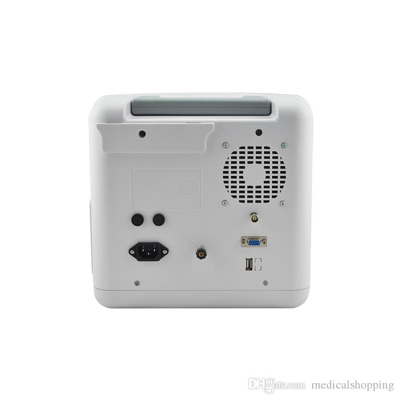 USG , Pig farm laptop ultrasound scanner with 1 probes convex animal ultrasound machine, pig farming equipment, pig pregnancy ultrasound