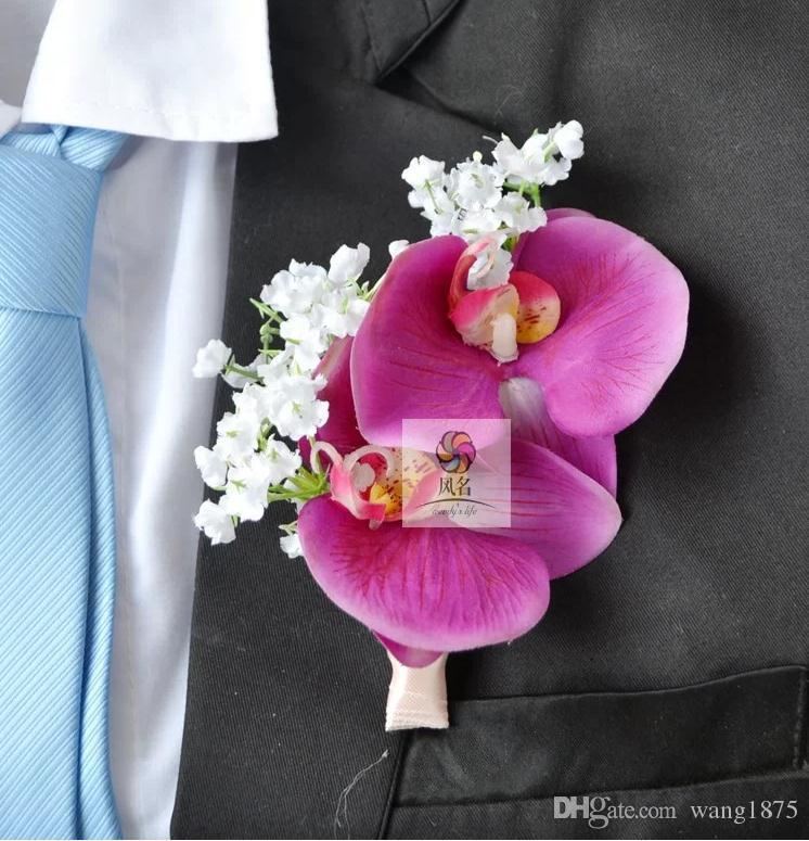 2018 The Corsage/ Boutonniere Wedding Or Conference Host Supplies ...