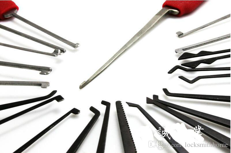 HUK 후크 자물쇠 20 +4 망간강 딤플 자물쇠 선택, kaba 자물쇠, 후크 자물쇠 도구 자물쇠 높은 품질을 선택하십시오