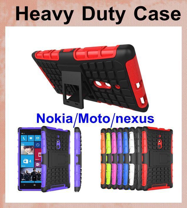 284907b9763 Diseños Para Fundas De Celular Armadura Delgada Híbrida Funda Heavy Duty  Durable 2 En 1 TPU PC Robot Estuches Rígidos ParaLumia 530 535 630 635 730  735 ...