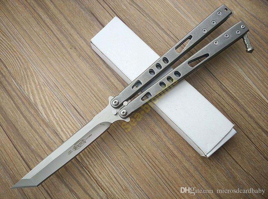 how to make a balisong knife