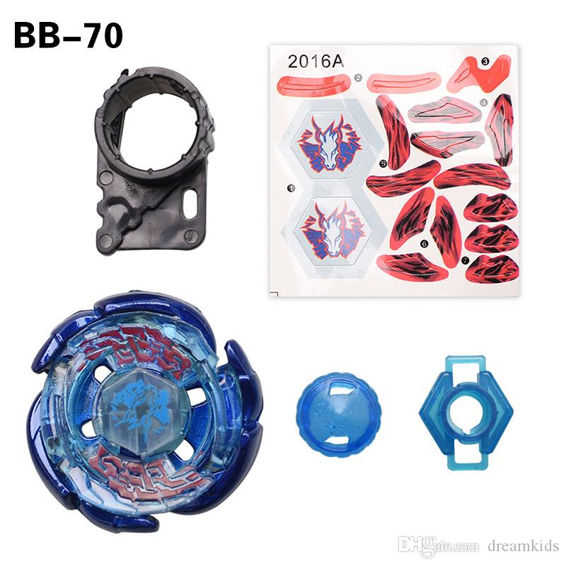 2017 New 24 Style Constellation Beyblade Metal Fusion NO Launcher Classic Toys For Children Set Spinning Top Fighting Gyro Gift