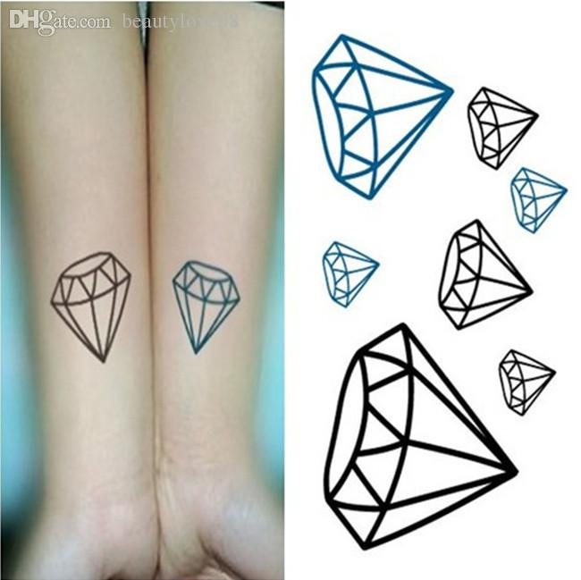 Wholesale Waterproof Tattoo Of Male And Female Small Fresh Tattoo