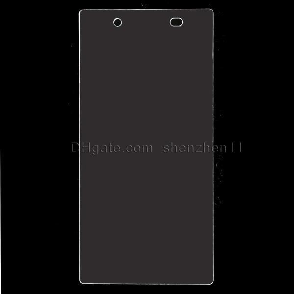 pellicola di vetro temperante sony Xperia z3 mini 0.26mm premium vetro temperato schermo trasparente Sony E4G Xperia s / lt26i SSC028
