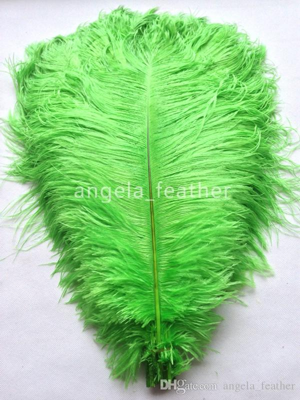 Beautiful Lime Green Ostrich Feathers Plumes Craft Feather Wedding Decoration Diy  Colored Feathers Dor Sale Balloons Decorations For Parties Balloons For  Party ...