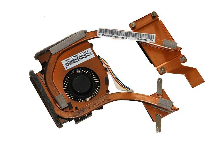 100 ٪ مروحة تبريد وحدة المعالجة المركزية كمبيوتر محمول جديد ل LENOVO IBM THINKPAD E420 E425 E520 غرفة التبريد UDQFWPH10DARN FRU P / N: 04W1834