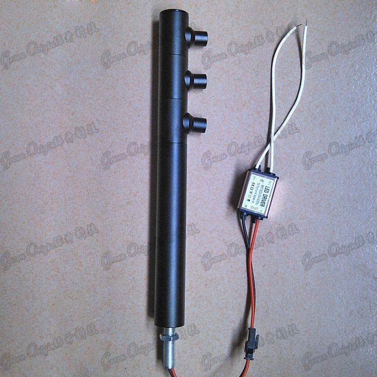 3W 265MM 높이 고품질 LED 쥬얼리 스포트 라이트 실내 보석 저장을위한 LED 쥬얼리 조명 베스트 솔루션