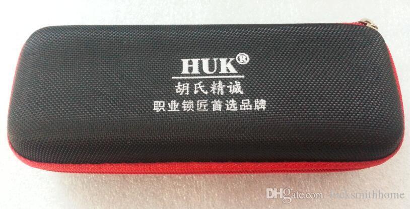 Nieuwste Huk 8 Cilinder Reader Automotive Lock Pick Tools Locksmith Tools voor Jaguar Lock Lock Plug lezer