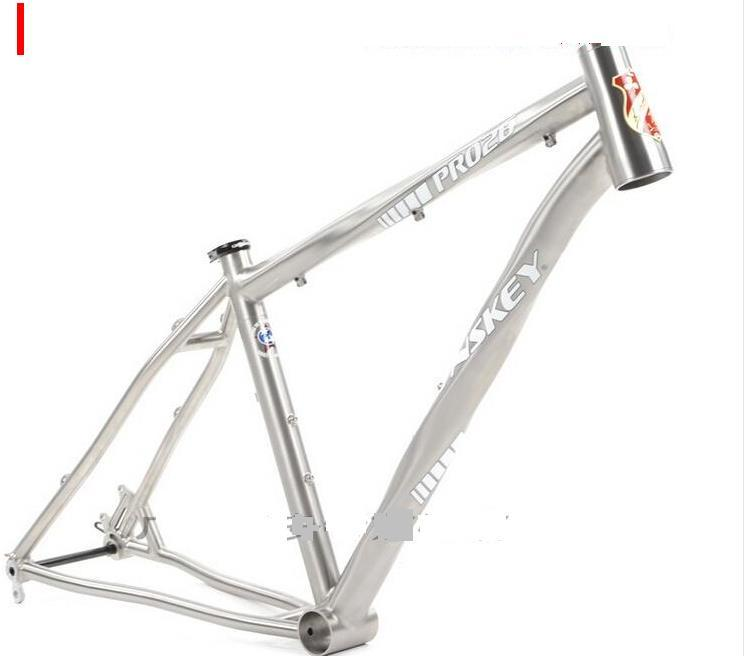 2014us Lynskey Pro 650 26 27.5 Inch Titanium Mountain Bike Frame ...