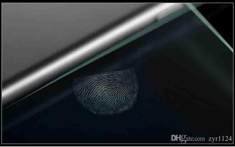 Plein écran HD Protecteurs d'écran en verre trempé anti-empreintes digitales pour les protecteurs d'écran MeiTu T8 T8s MOQ: livraison gratuite