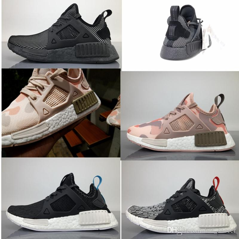outlet store 93124 389b0 Discount!! Original NMD XR1 Triple Running Shoes Men's Run Shoes Nmd xr1  Mens Shoes Sneakers Woman Sport Women Sports Boots