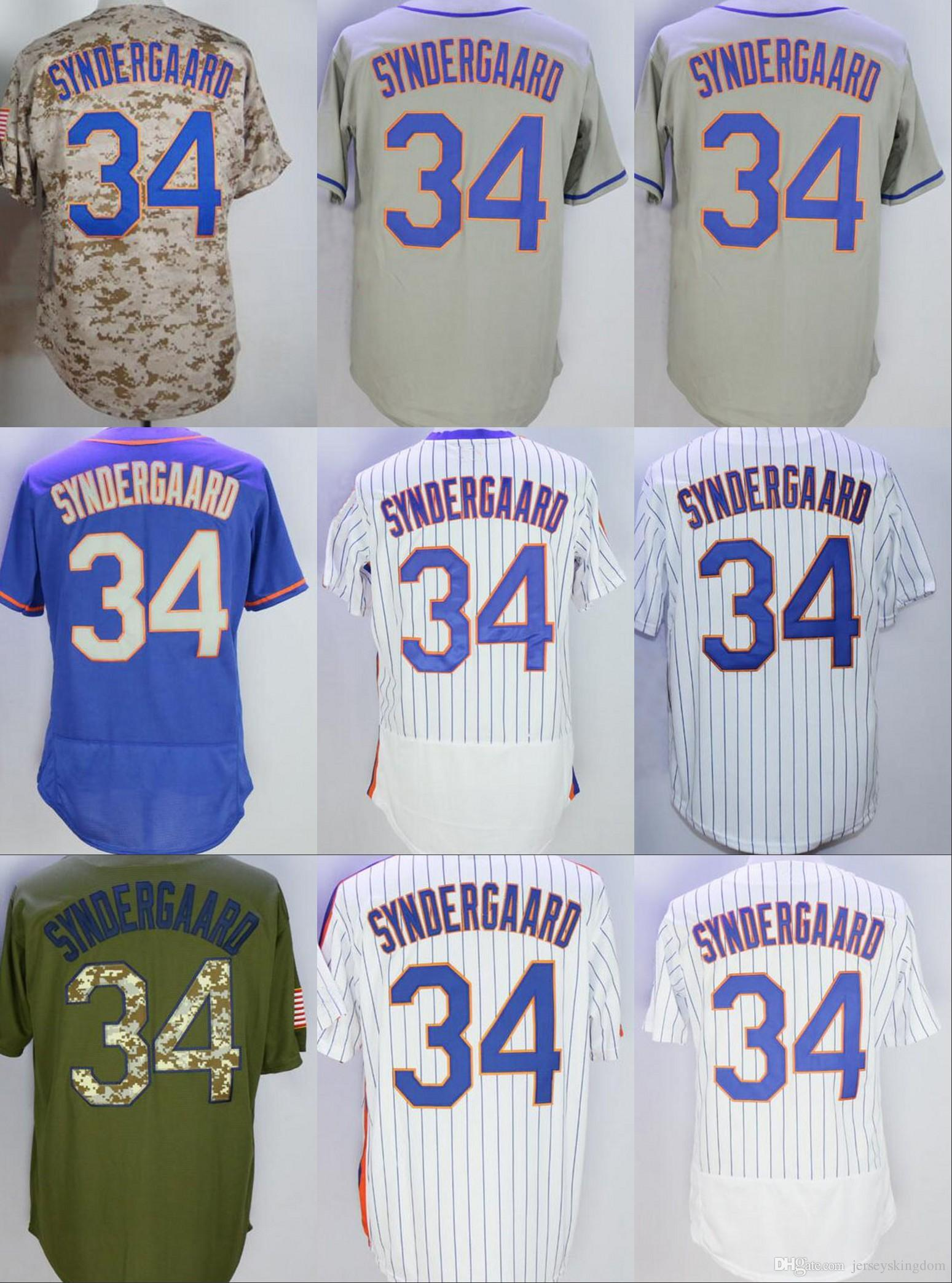 buy popular 84b45 fe1ab good noah syndergaard camo jersey dc523 b3831