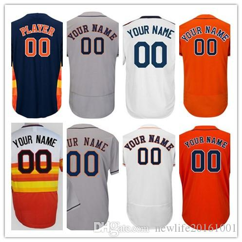 the latest a948e af8a6 where to buy 2017 best quality 4 george springer jersey ...