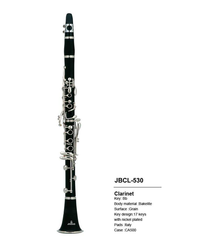 JBCl-530 Nytt musikinstrument