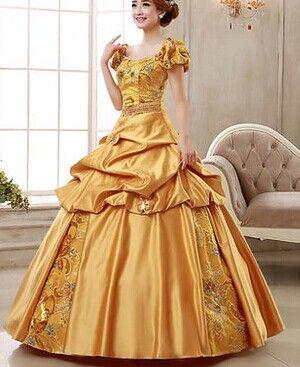 100% echt lila / golden floral Mittelalter Renaissance Kleid Queen Kleid Victorian Gothic / Marie Antoinette / Bürgerkrieg / Colonial Belle Ball